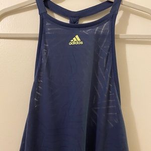 FLASH SALE❗️Adidas Braided Workout Tank